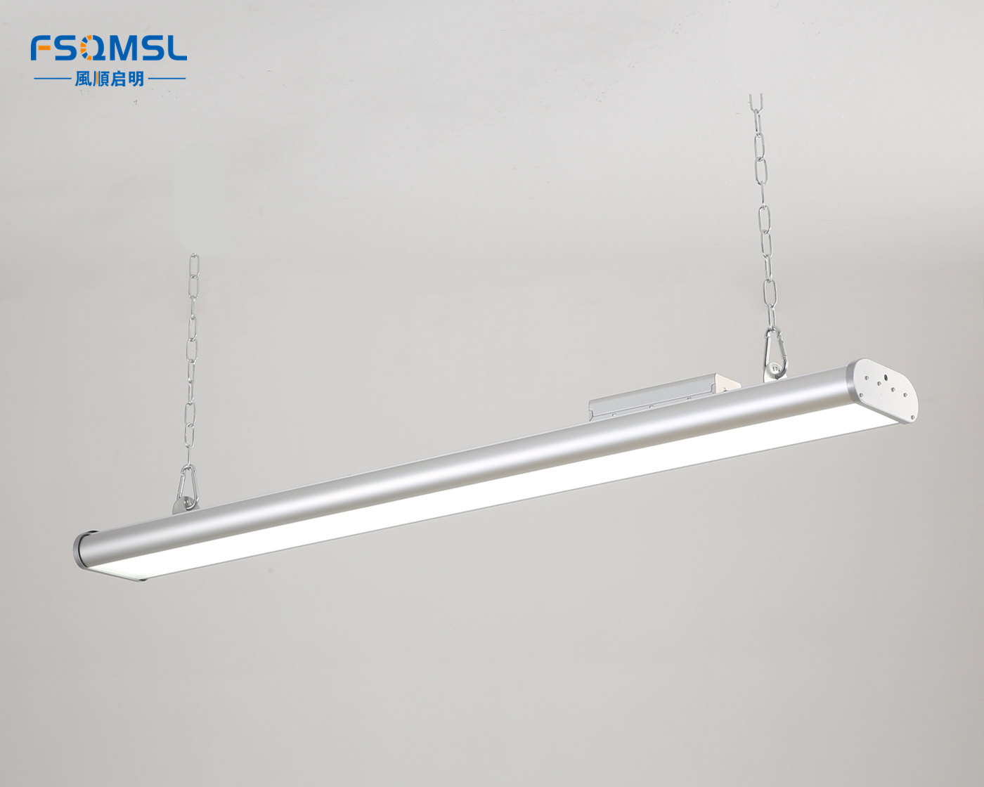 條形LED羽毛球館燈 FS-TP0828 (100-240w)